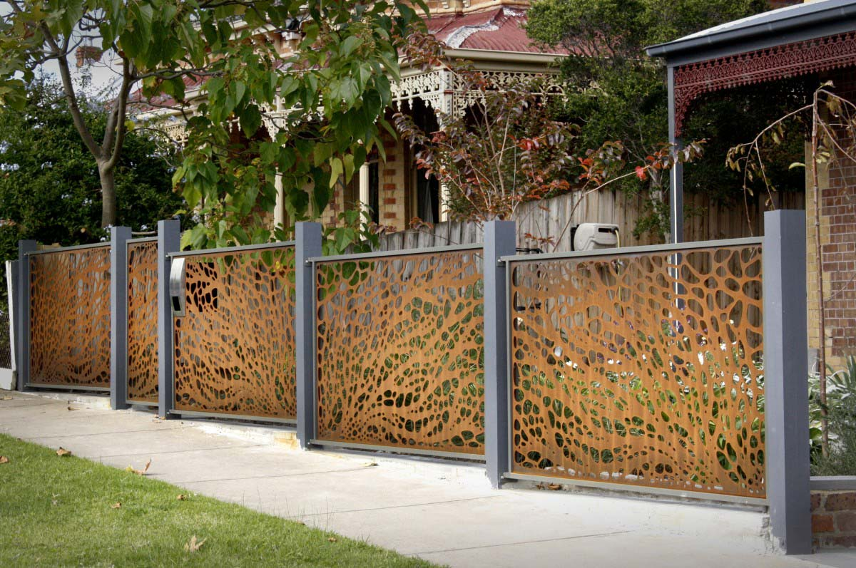 cheap corrugated metal panels for fence