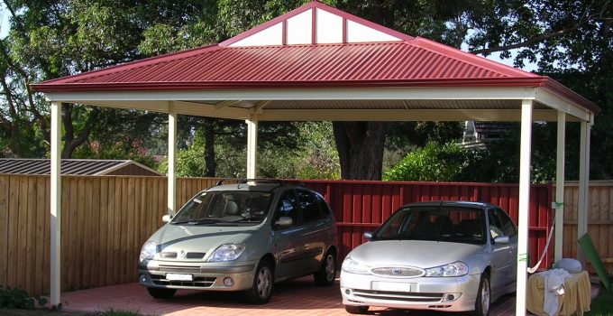 cheap diy metal rv carport