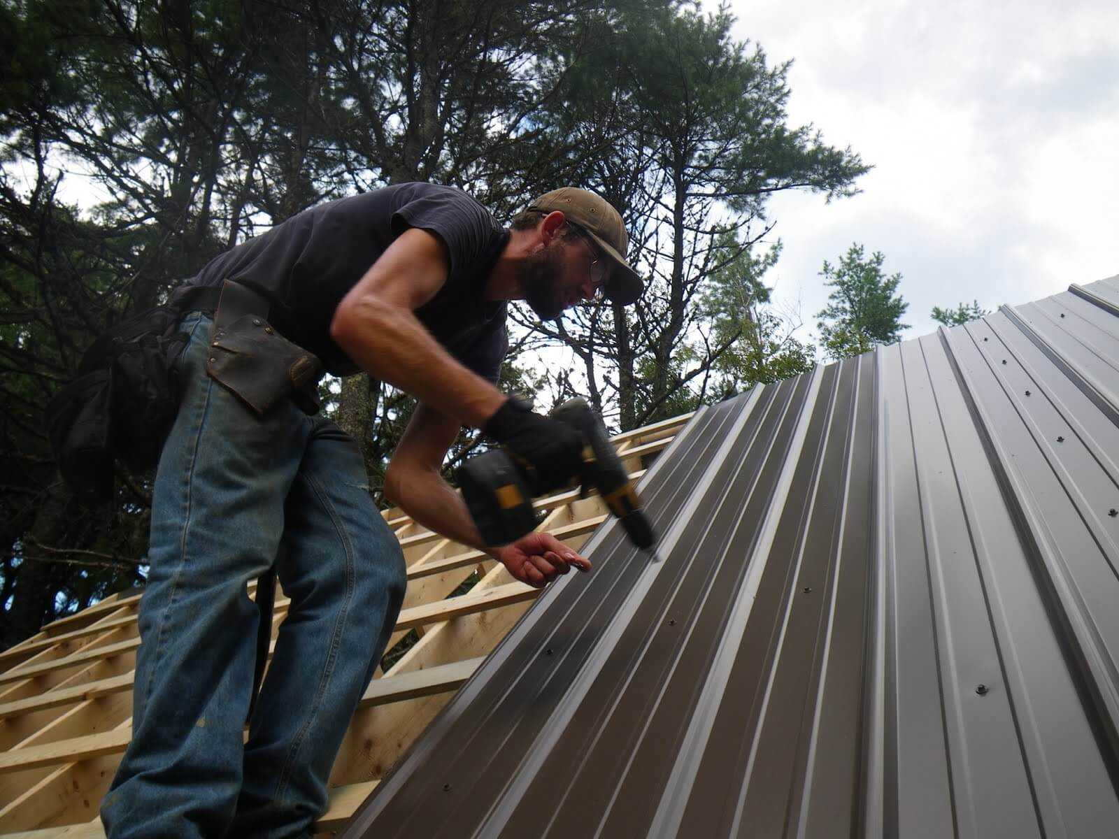 cheap environmental benefits of metal roofing
