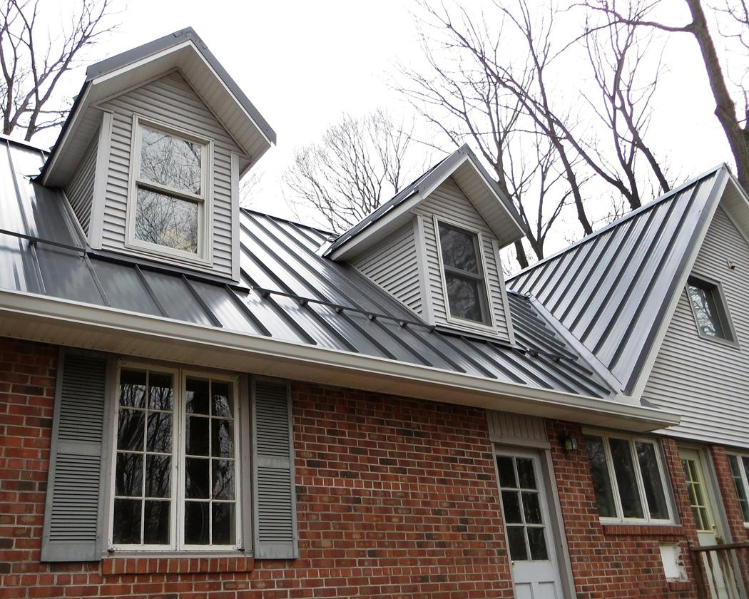 cheap erie construction metal roofing