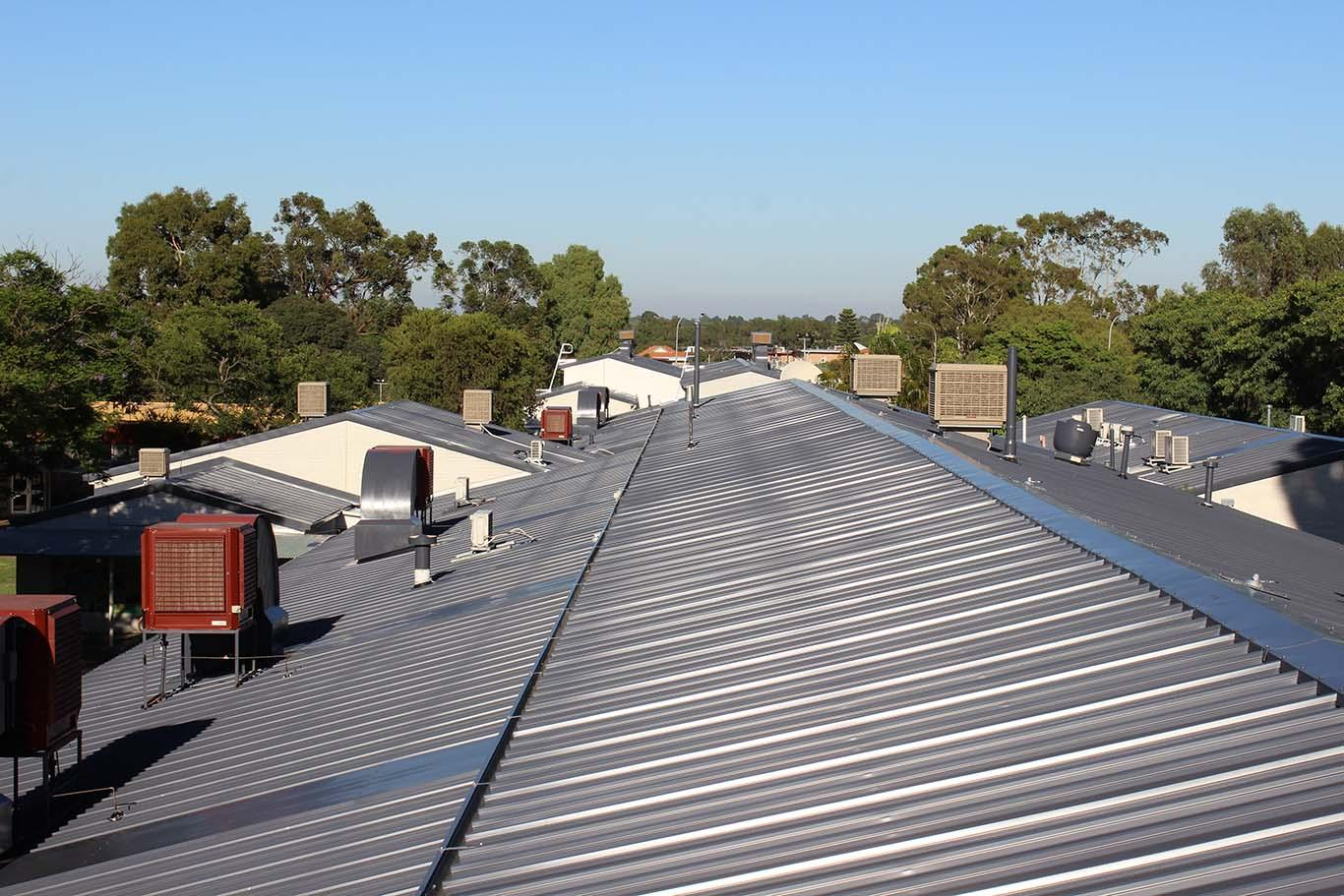 cheap erie metal roofing cost