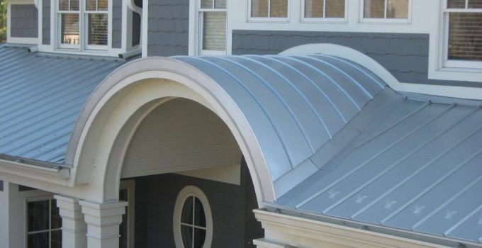 cheap erie metal roofing system