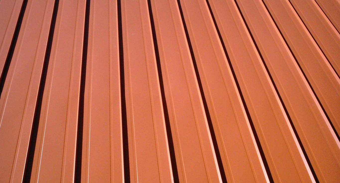 cheap fabral metal roofing installation