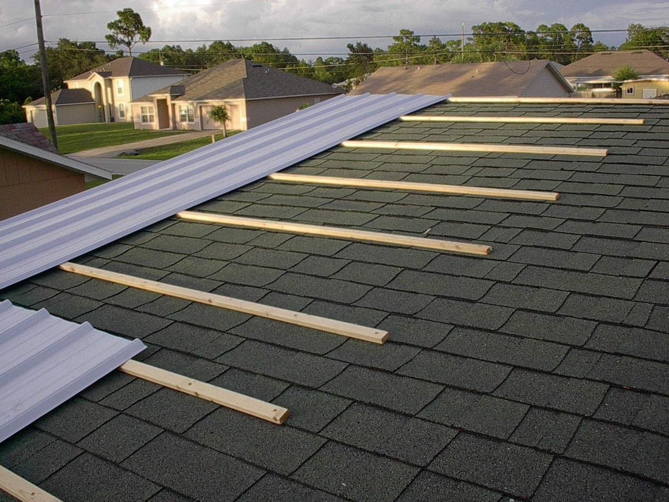 How Long Does a Metal Roof Last in Texas
