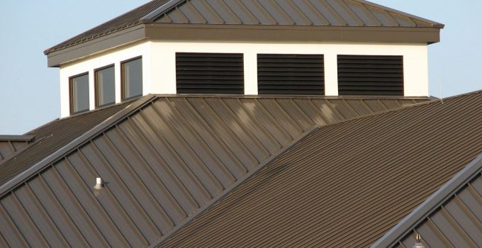 How to Install a Metal Roof on a Mobile Home on a Budget