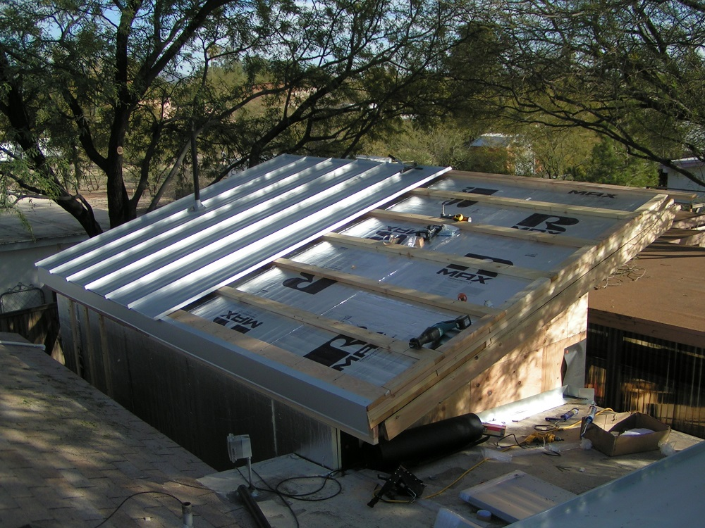 Install Corrugated Metal Roofing Panels on a Budget