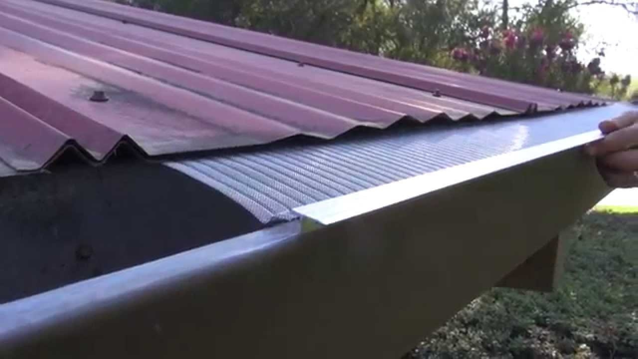 Cheap Installing a Metal Roof Around a Chimney
