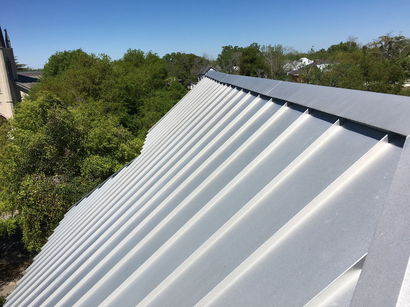 Cheap Installing a Metal Roof Yourself