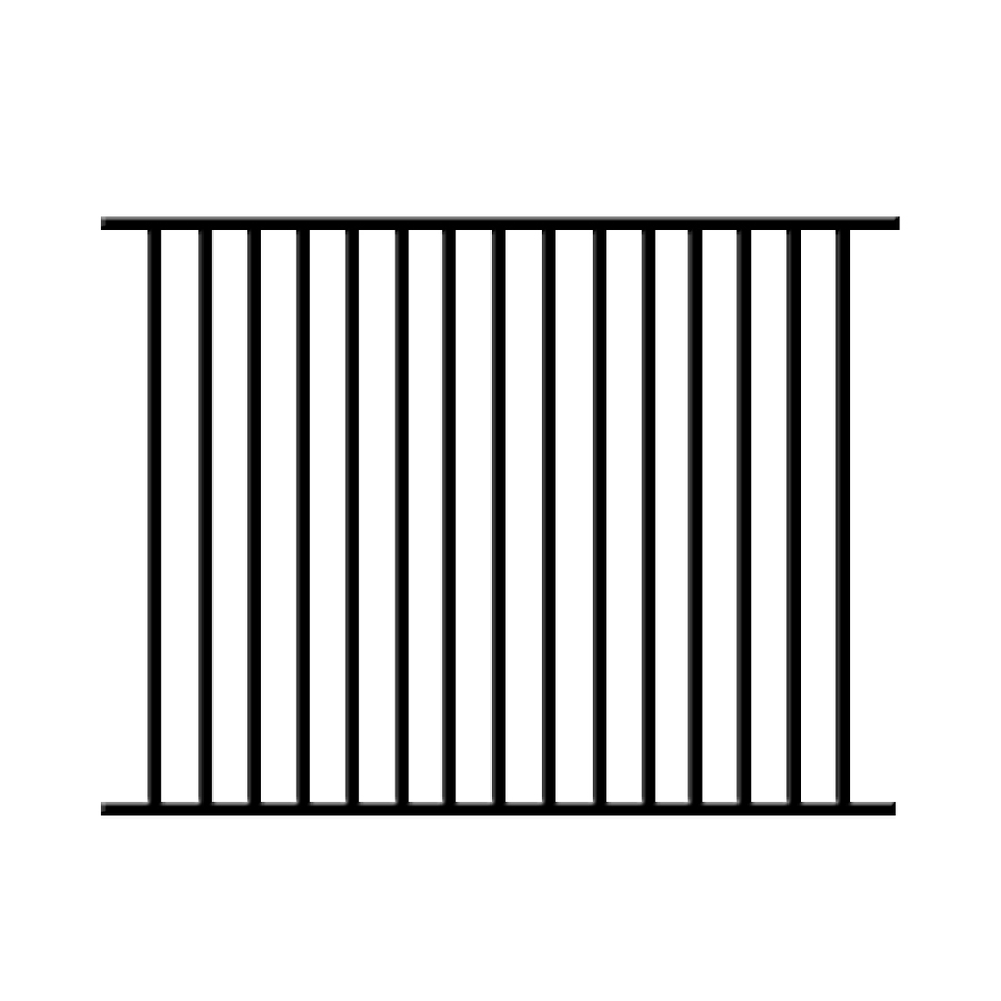 cheap lowes decorative metal fencing