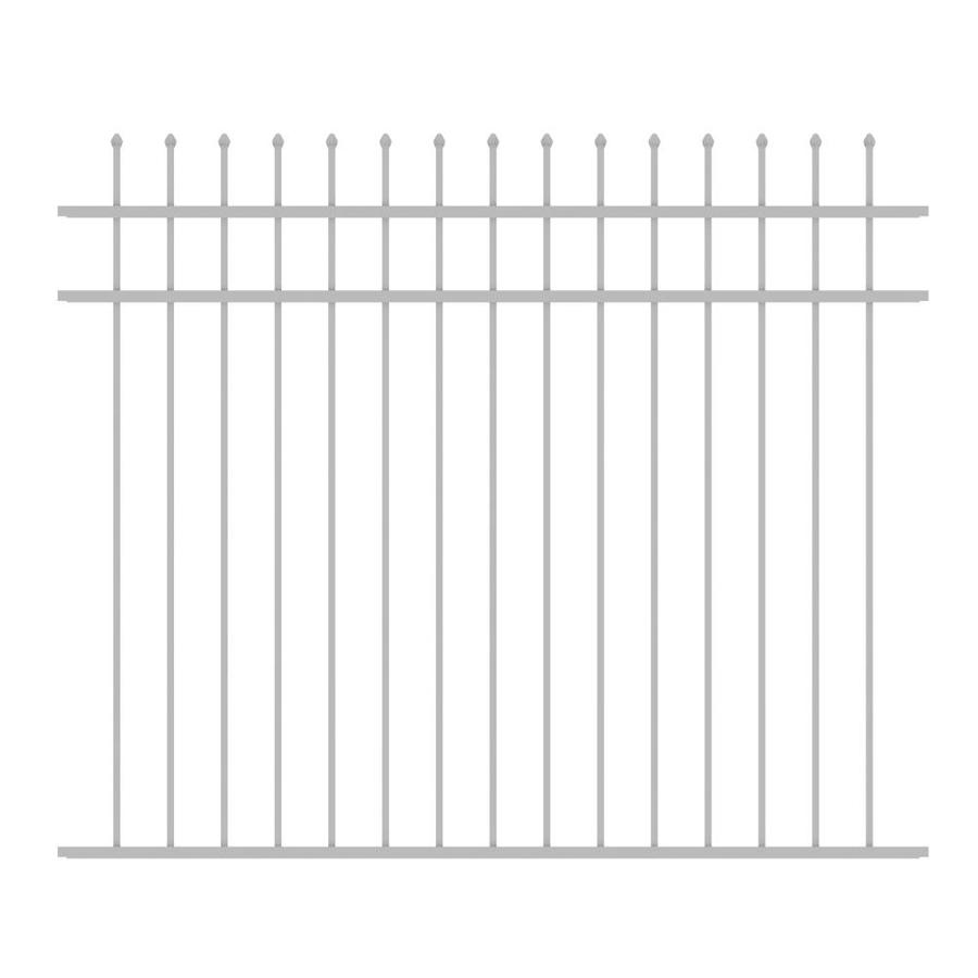 cheap lowes steel fence panels