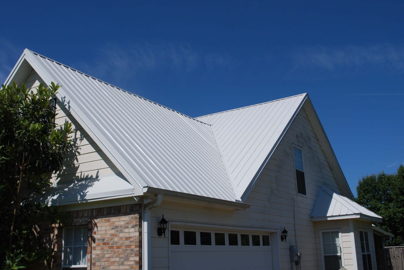 cheap masterrib metal roofing installation