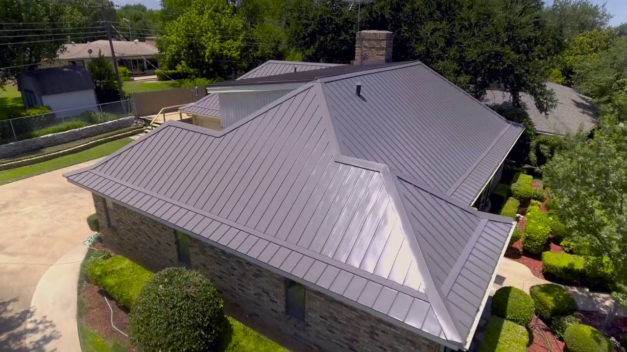 cheap masterrib metal roofing
