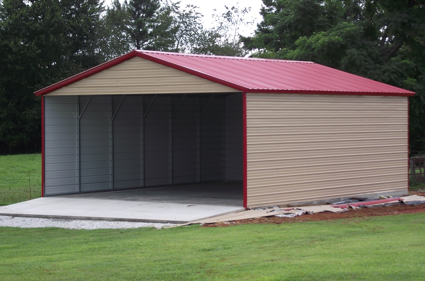 cheap metal building kits for sale in alabama