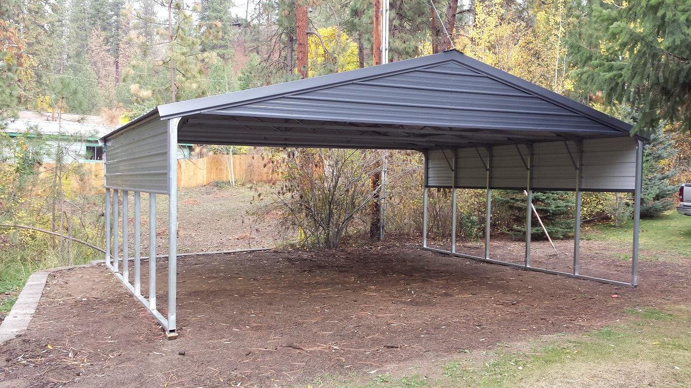 cheap metal building kits for sale