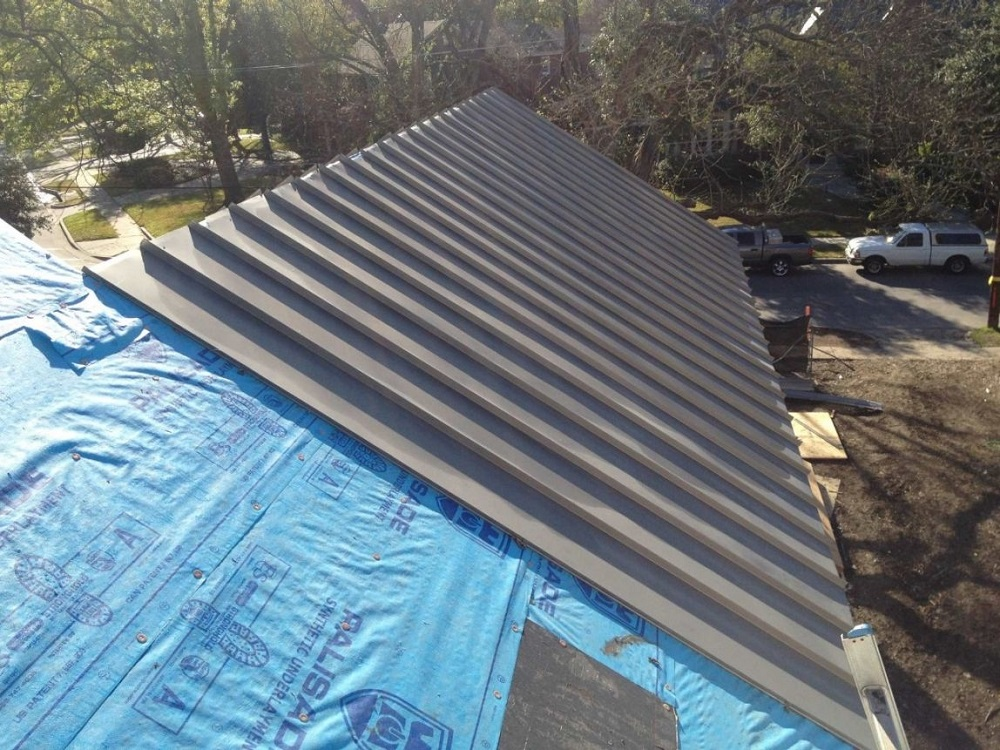 cheap metal building roof insulation options
