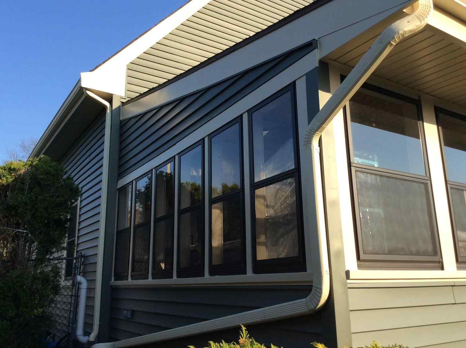 cheap metal roof and siding color schemes
