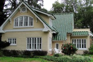 cheap metal roof house color schemes