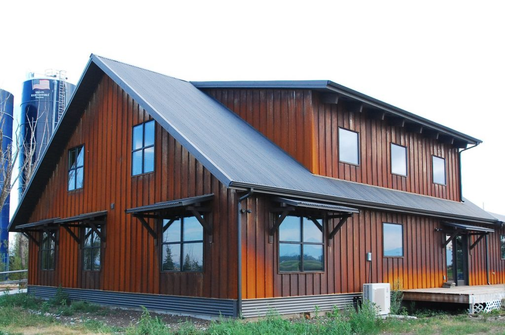 cheap metal roof options residential