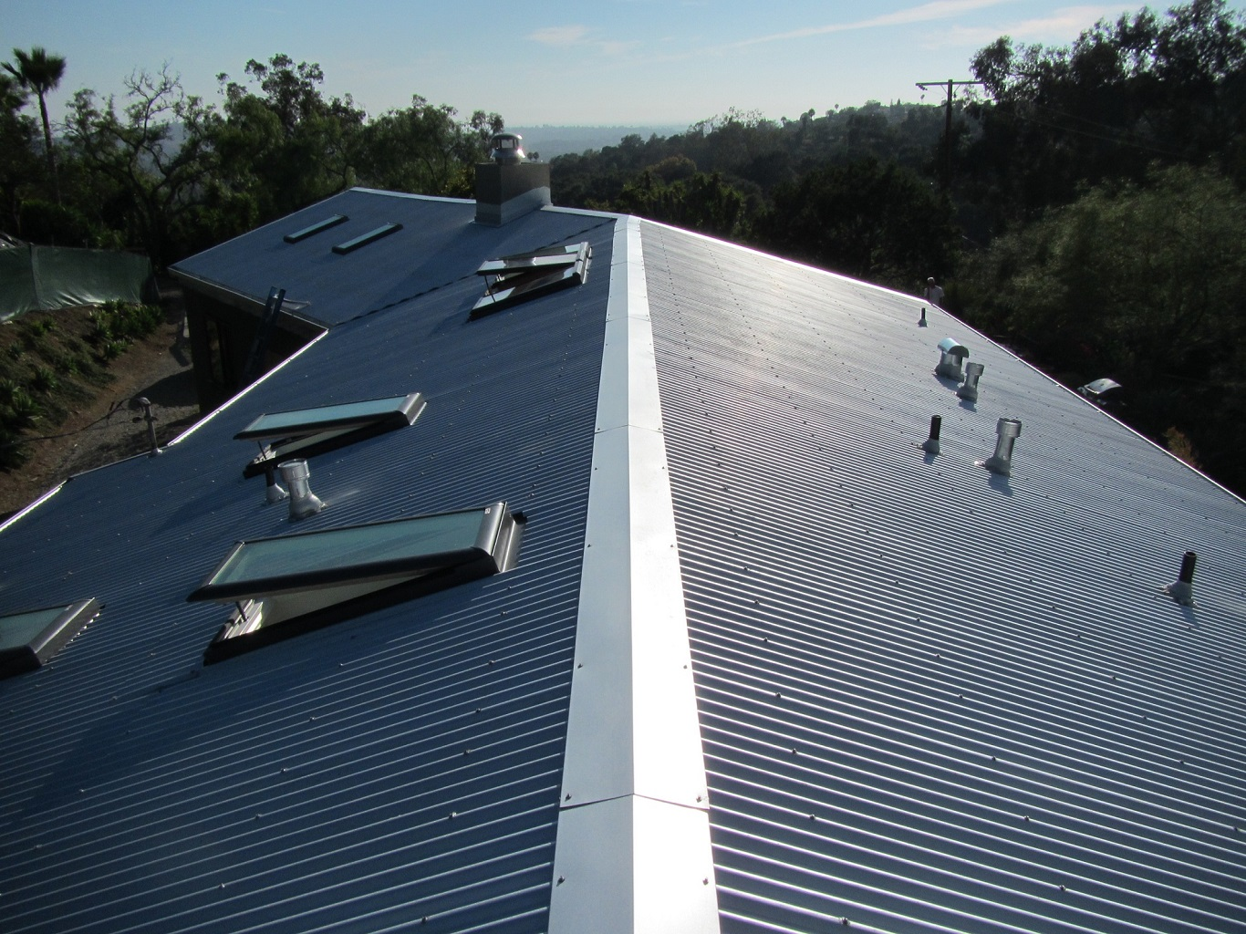 cheap metal roofing materials in tucson az