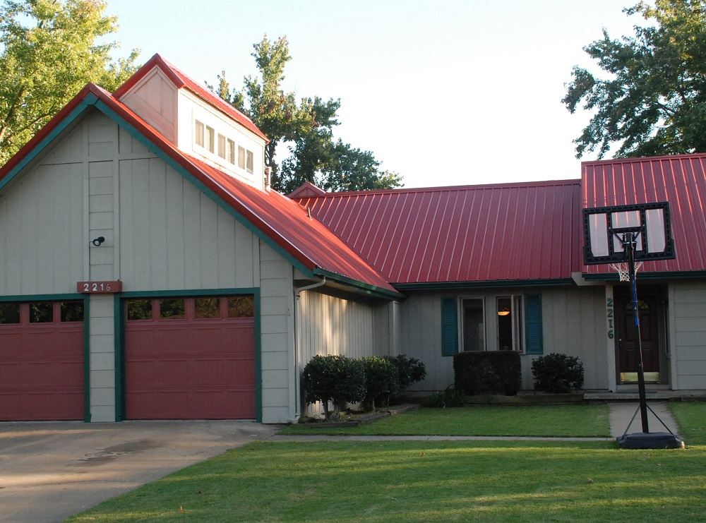 Cheap Reeds Metal Roofing Arkansas