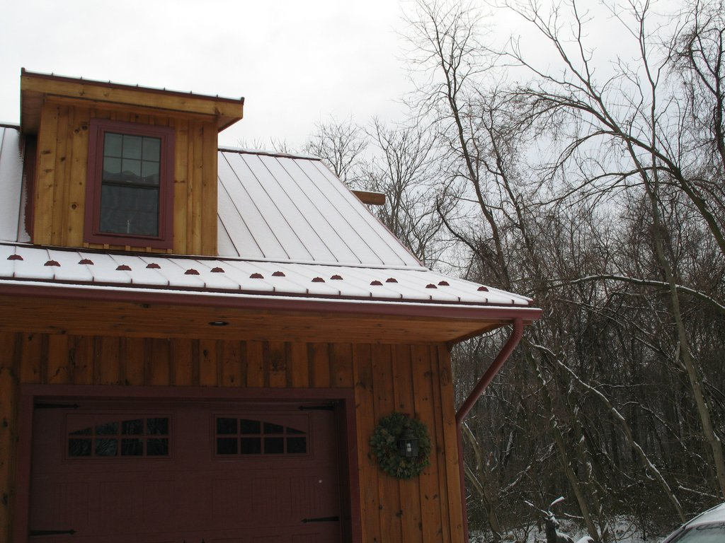 Snow Guards For Metal Roofs