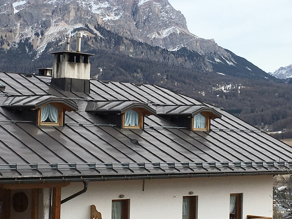 cheap snow guards for metal roofs spacing