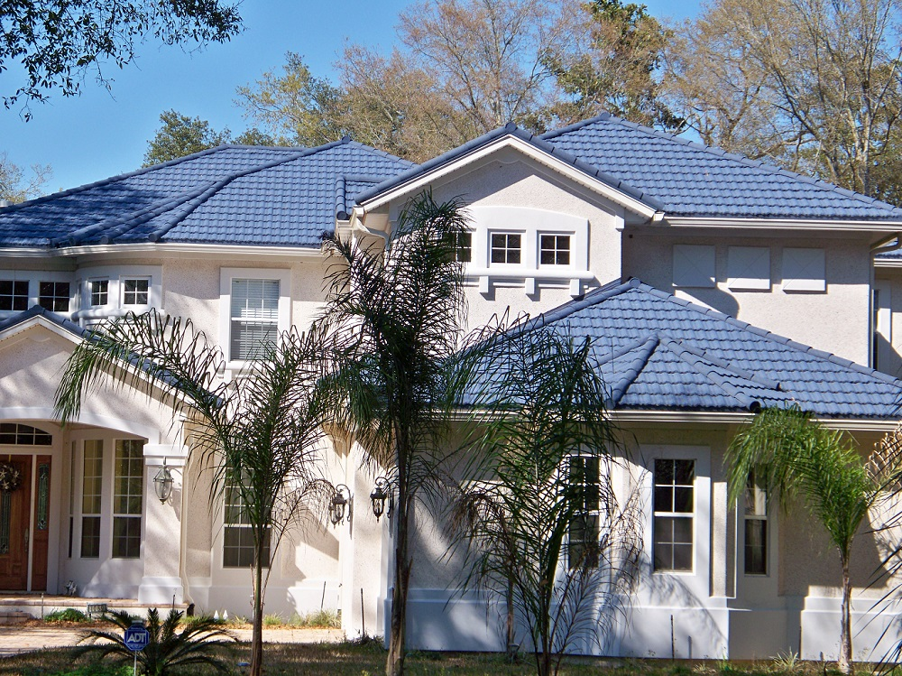 cheap standing seam metal roof options