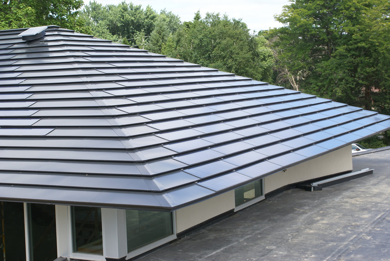 cheap union metal roofing installation