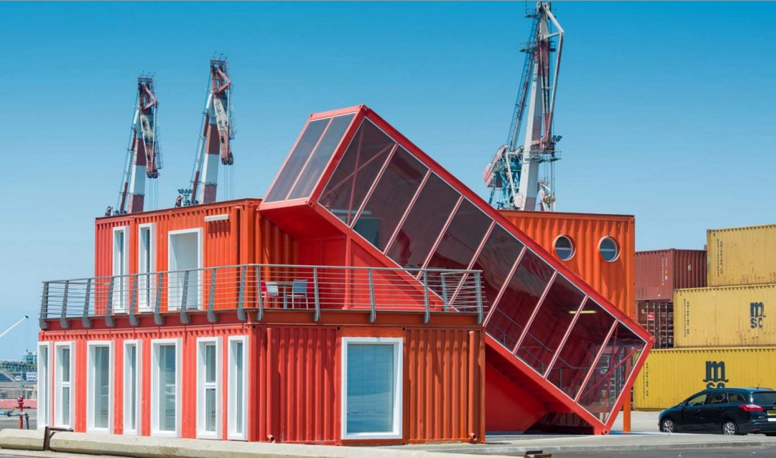 How much does it cost to build a container home?